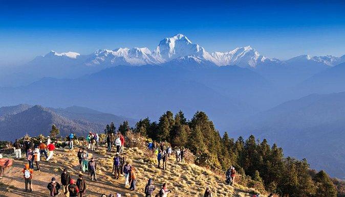 4 Days Poonhill Trek From Pokhara To Pokhara