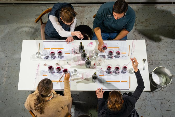 The Lane Vineyard: Blend Your Own Wine
