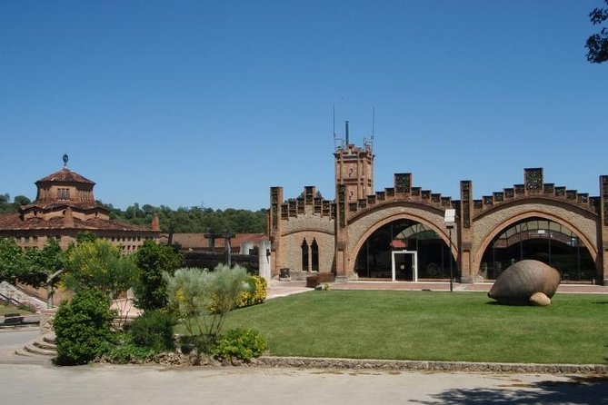 Montserrat and Cava Trail Tour from Barcelona