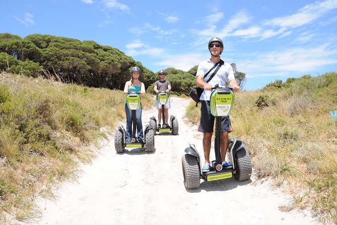 Rottnest Island Segway Tour: Fortress Adventure Tour