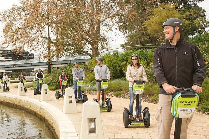 Perth East Foreshore and City Segway Tour