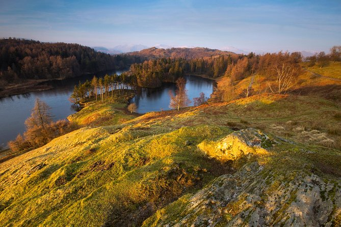 Half-Day Windermere and Lake District Winter Tour