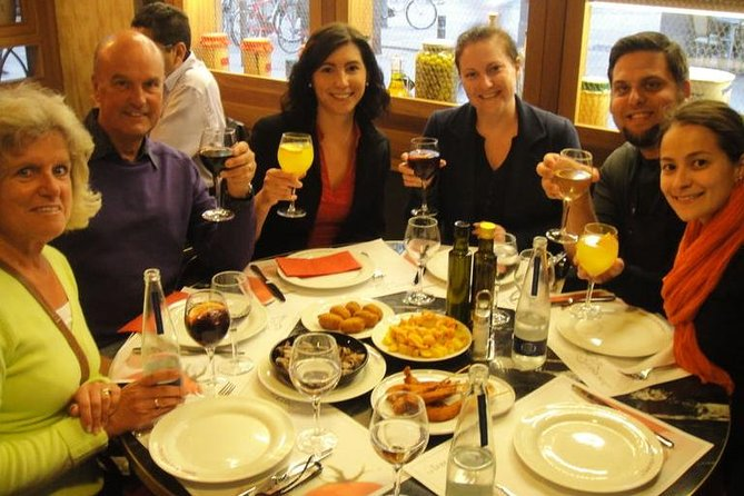 Barcelona Guided Tapas Walking Tour - Private