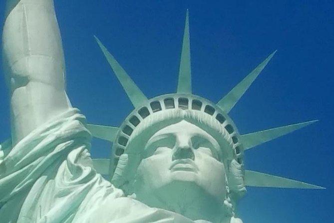 Statue of Liberty, 9/11 Memorial, World Trade Walking Tour