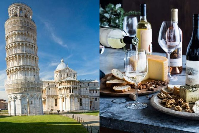 Private Pisa, Pasta & Chianti Lovers Wine Experience and Lunch from Montecatini