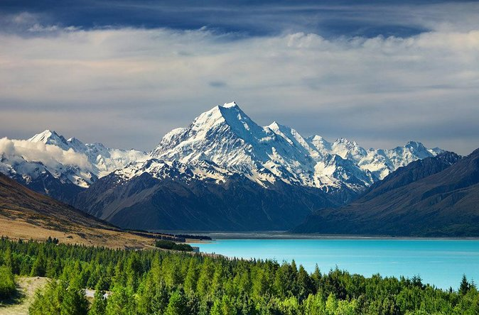 Mt Cook Small Group Adventure Tour from Queenstown or Cromwell