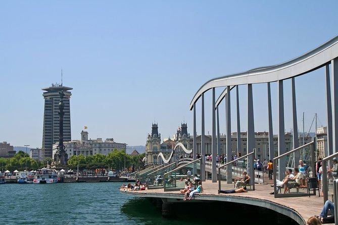 The Montjuïc & Panoramic tour