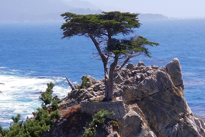 Private Tour to Monterey, 17-Mile Drive, Pebble Beach, Carmel, and Gilroy
