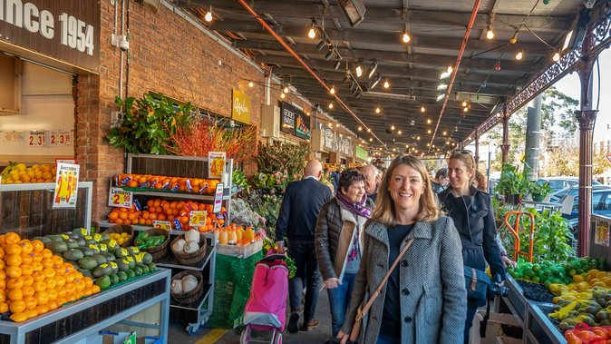 South Melbourne Market and Suburb Walking Tour