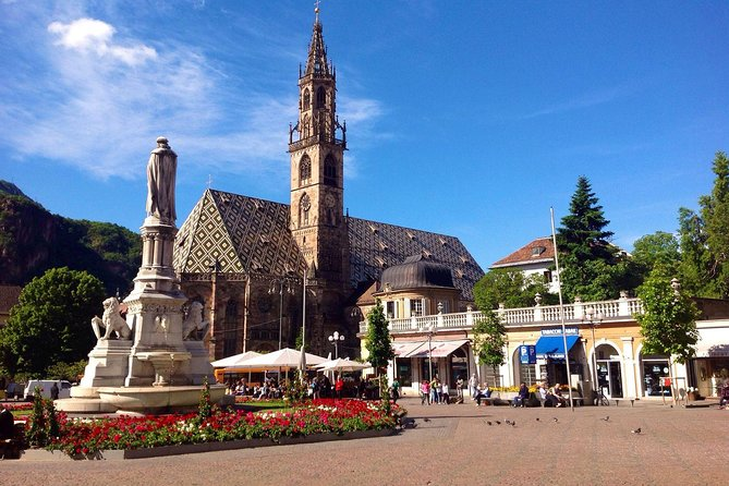 Guided Walking Tour: The historical City Center of Bolzano