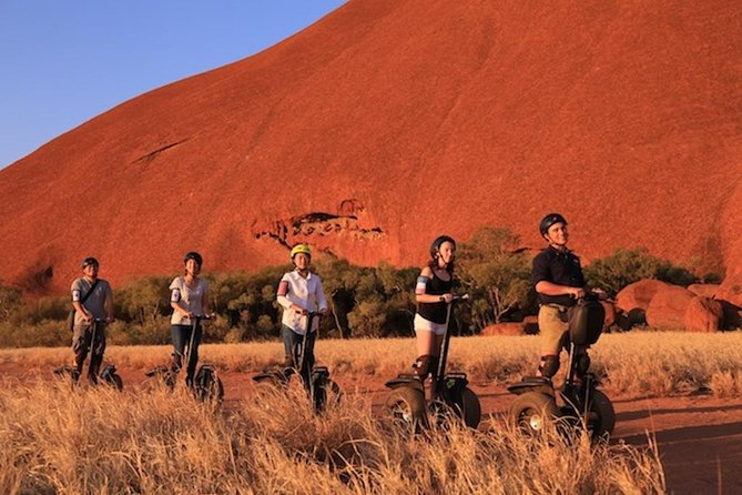 Sunset Segway Experience in Uluru from Yulara image