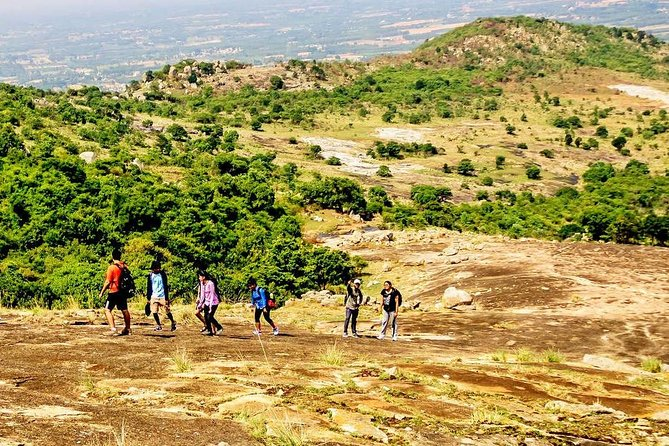 One Day Trek to Chennagiri