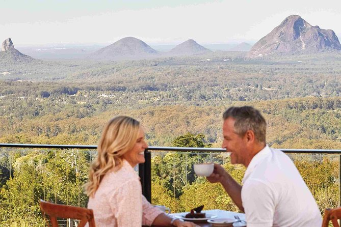 Rainforest, Views and Montville Day Tour Inc. Lunch