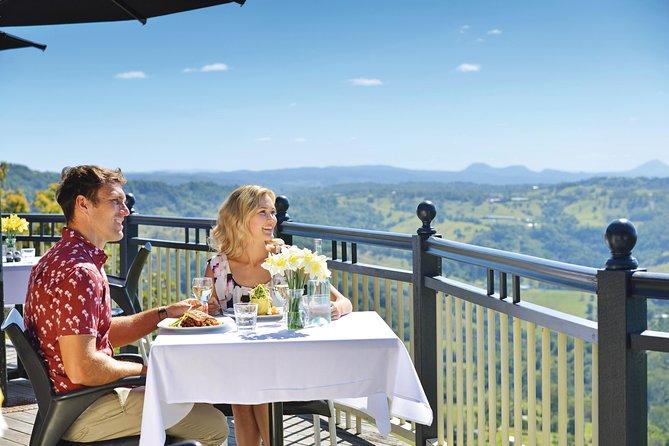 Sunshine Coast Hinterland Rainforest, Views and Montville Day Tour Inc. Lunch