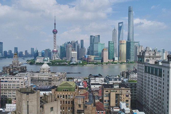 Expert Walking Tour - Shanghai Bund behind the scenes