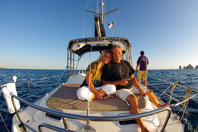 Cabo Sunset Sailing Shared Cruise