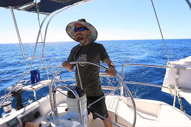 Cabo San Lucas Private 38 ft Sailing Tour with Snorkeling