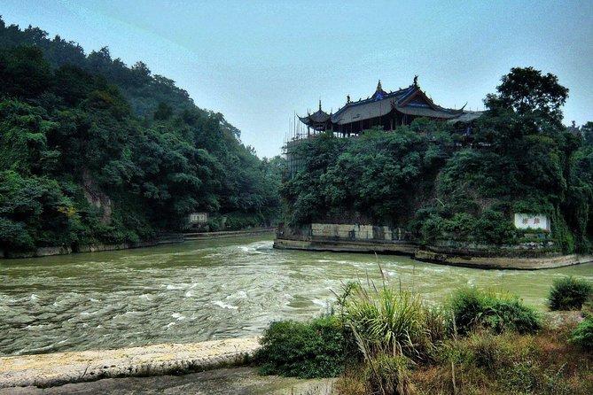 Giant Panda and Dujinagyan Irrigation 1 day tour