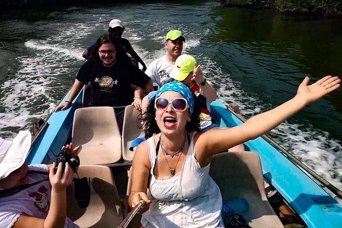 Madu River Boat Safari From Bentota