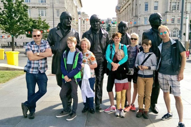 5-Hour Liverpool Excursion with Double Fantasy (John & Yoko) & Cavern Club.