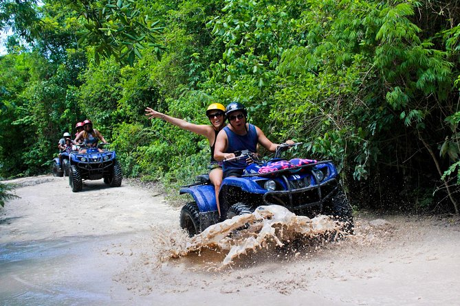 Tulum ATV Tour: Off-the-Beaten Path Adventure and Rescued Animals Sanctuary