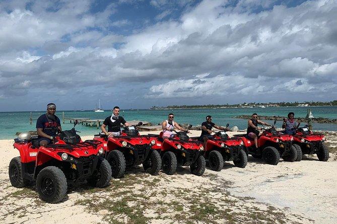 ATV Island Tour (Beach Break, Lunch, Free Tropical Drinks & Rum Cake Souvenir)