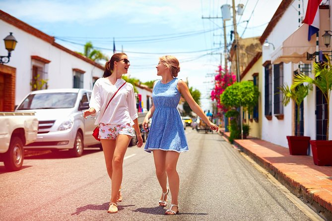 Santo Domingo Discovery Tour with Lunch from Punta Cana