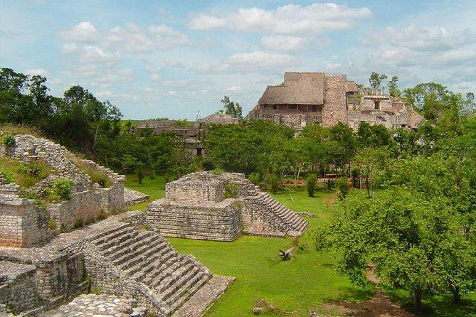 Ek Balam & Cenote Hubiku with Valladolid Experience