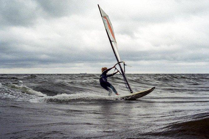 Lagoa da Conceição Wind surf Lesson in Florianópolis