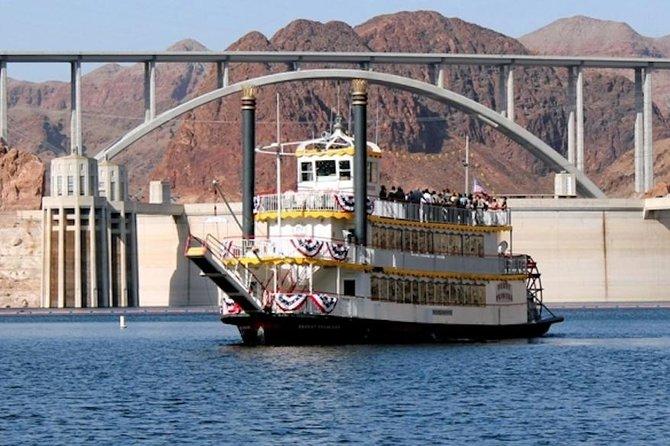 Lake Mead lunchcruise met transport vanuit Las Vegas