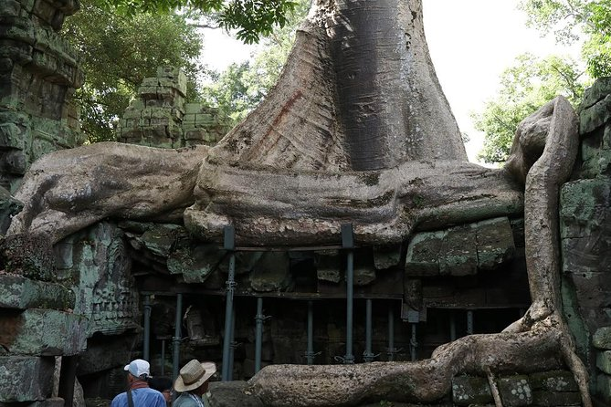 Angkor Wat Two Days Tour,Lunch,Sunrise,and Floating Village by Tuk Tuk