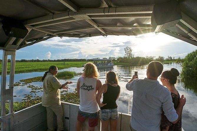 Yellow Water Cruise - Kakadu