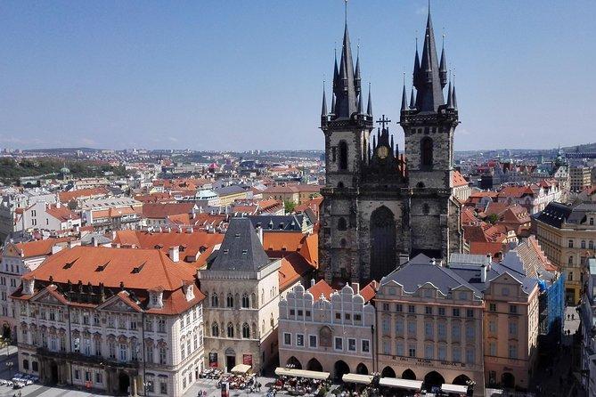 Prague private sightseeing tour by minivan