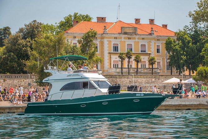 Taste Dalmatia on boat with private Chef