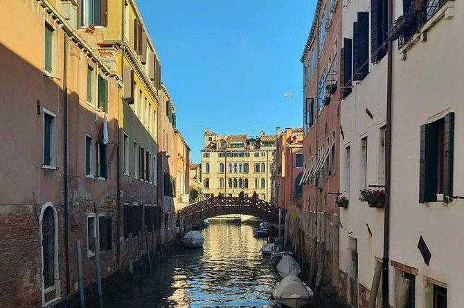 2-hour Venice Guided Walking Tour with Gondola ride
