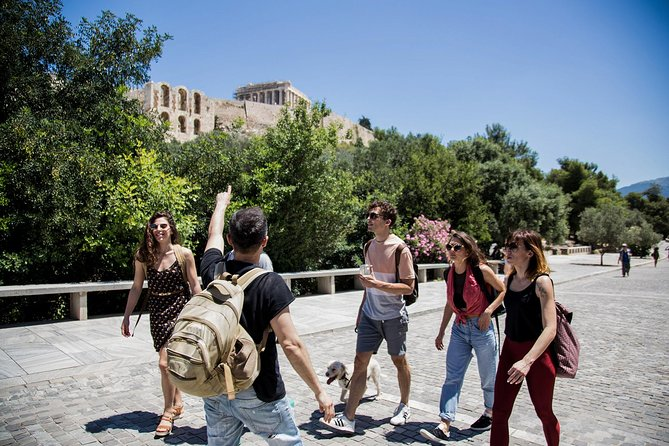 Acropolis and Acropolis Museum (Small Group Afternoon Walking Tour)