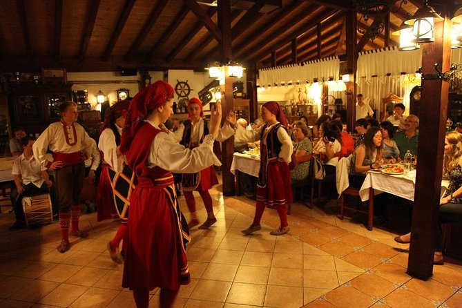 Macedonian Night Dinner, Folklor and Music inc