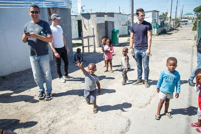 Langa Township Half Day Tour
