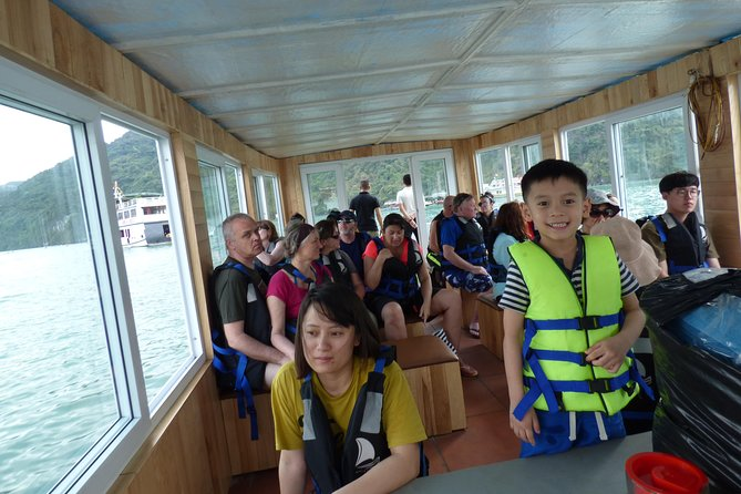 Hanoi - Halong Bay Full Day Trip from Hanoi
