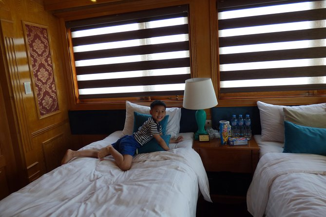 Standard Halong 2 days 1 night - overnight on cruise - Bai Tu Long routine photo 9