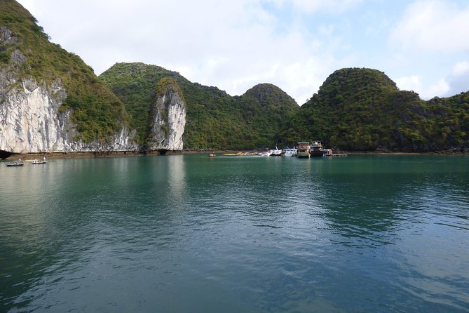 Standard Halong 2 days 1 night - overnight on cruise - Bai Tu Long routine photo 2