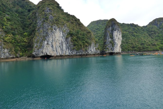 Standard Halong 2 days 1 night - overnight on cruise - Bai Tu Long routine photo 5