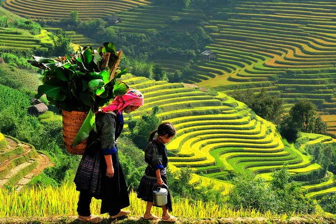 Hanoi to Sapa 2 days 1 night by bus