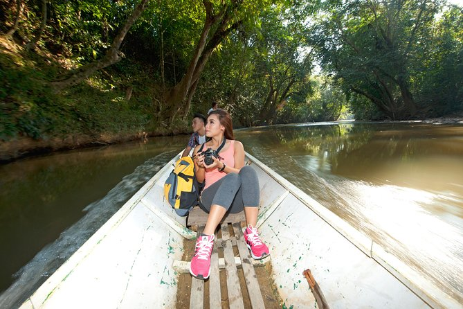 2-Day Cultural Experience at Nanga Ukom Longhouse from Kuching
