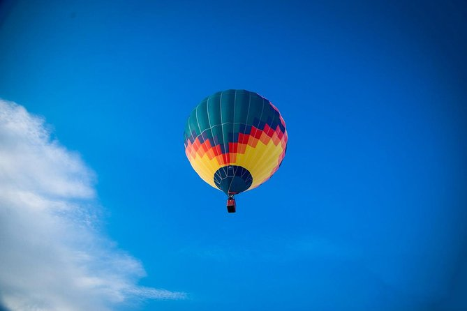 Vladivostok: Private Hot Air Balloon flight (6 hours)