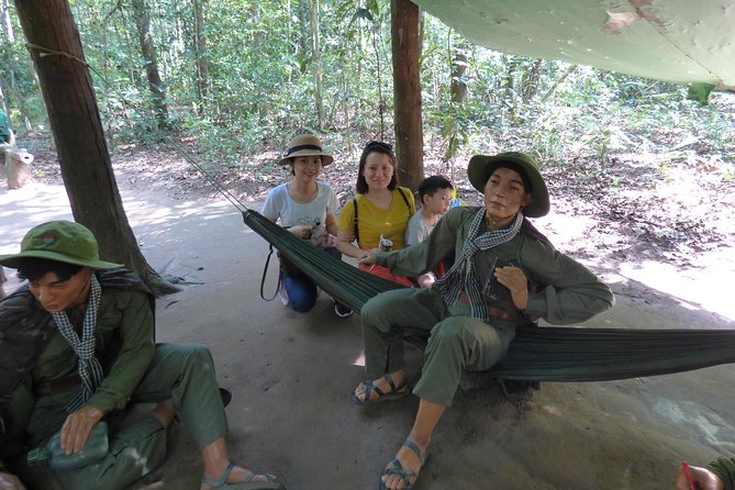 Private tour: Cu Chi Tunnels - Cao Dai Temples Day Tour