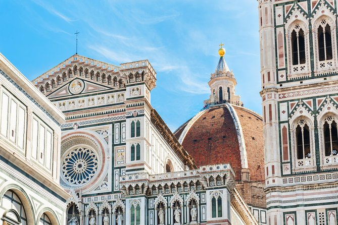 Exclusive Private Shore Excursion from Livorno port to Florence