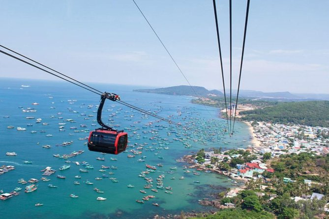 Phu Quoc Cable Car and Islands