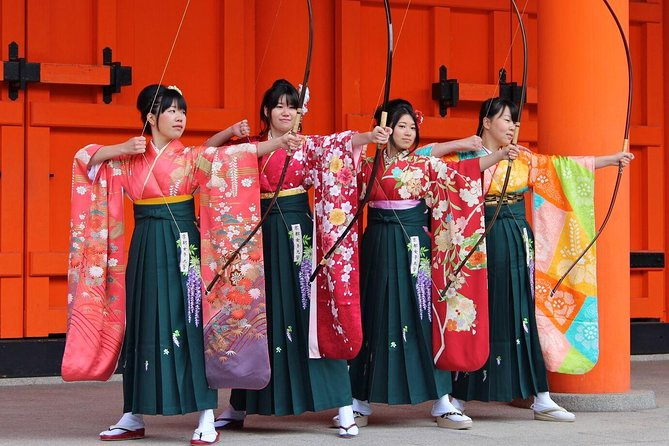 Kyoto Half-Day Small-Group Cultural Tour
