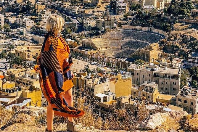 Amman Private City Tour